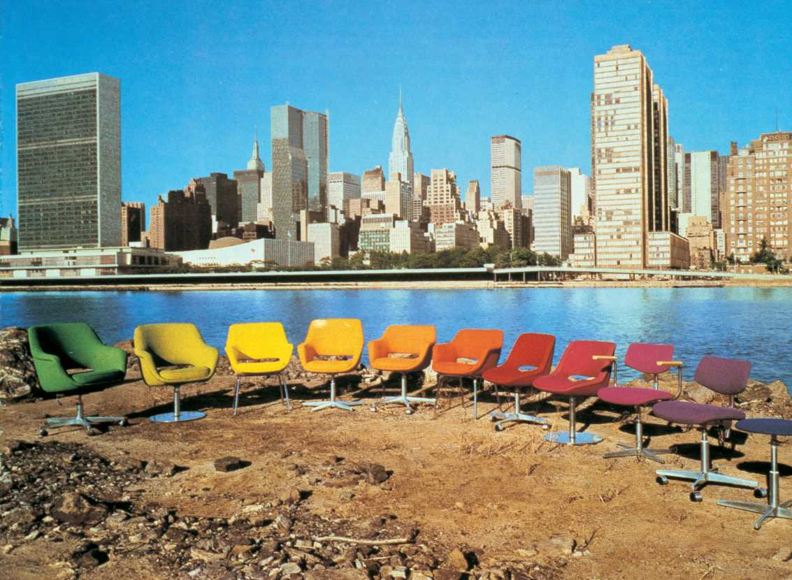 Kilta chairs in New York City