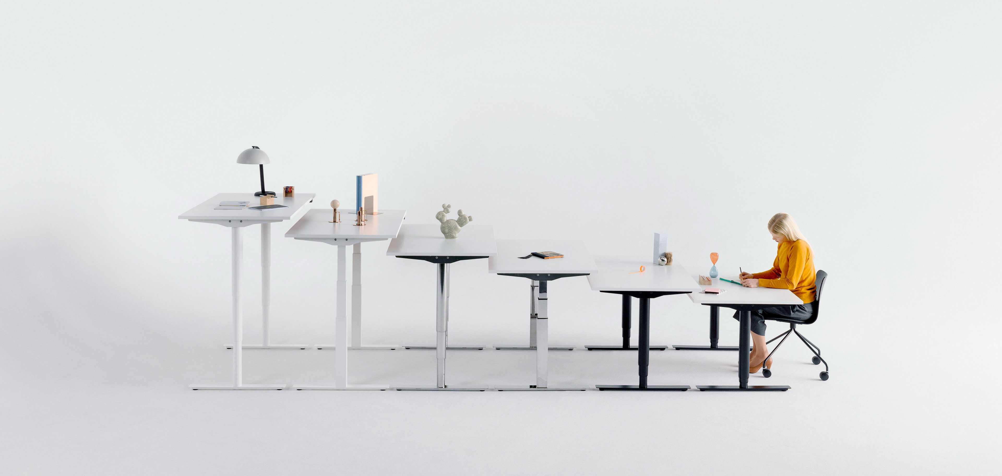 Alku SS tables in different heights