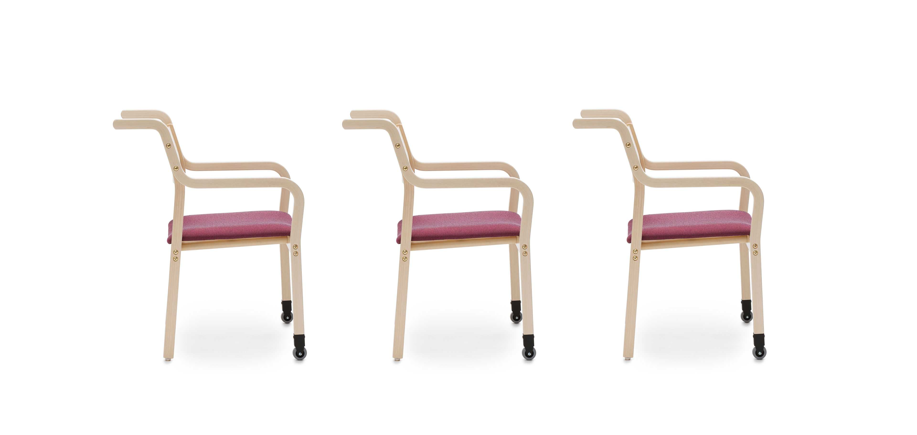 Salus care chair by Martela