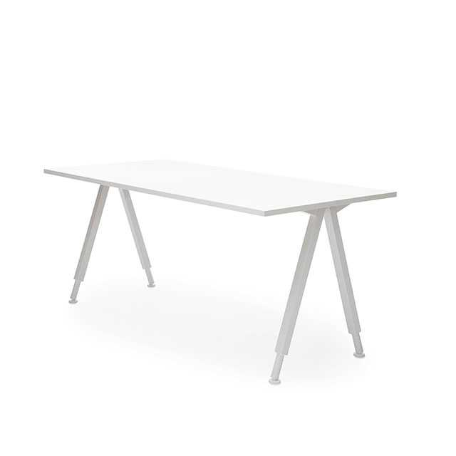 A table with A legs